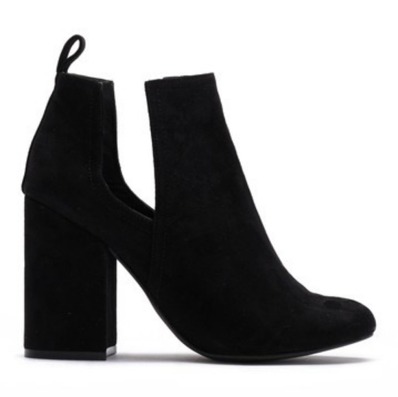 Norelle Suede Ankle Boot